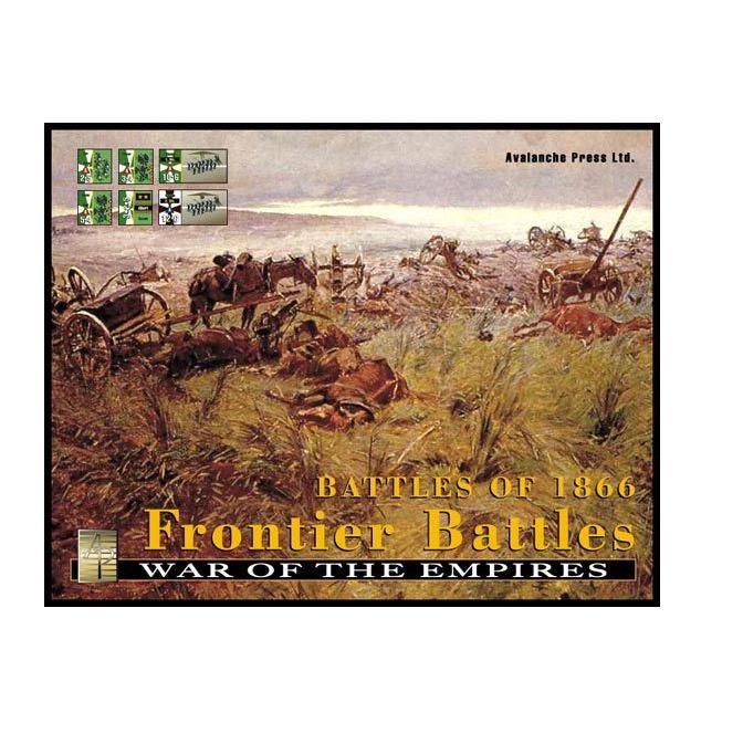 Battles  of 1866 - davantiier Battles, nuovo  godendo i tuoi acquisti