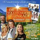 Die Volkstümliche Hitparade Sommer2016 von Various Artists (2016)
