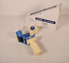 Lot Of 2 Uline Tape Dispenser H 150 2 Side Load Industrial Packing Gun Shipping