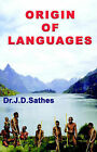 Origin of Languages by Dr. J. (Paperback, 2005)
