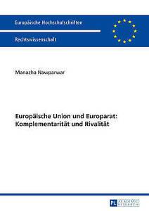 Europaeische-Union-Und-Europarat-Komplementaritaet-Und-Rivalitaet-by-Manazha