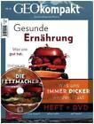 GEO kompakt / GEOkompakt mit DVD 42/2015 - Gesunde Ernährung (2015, Blätter)