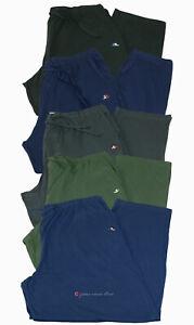 c6b3cc0d983e Caricamento dell immagine in corso Pantalone -tuta-uomo-FELPA-cotone-leggero-estivo-elastico-