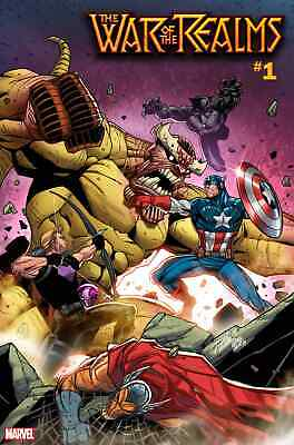 War Of The Realms # 1 Perez Variant Cover NM Marvel