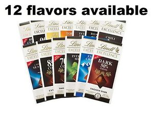Lindt Chocolate Bars Lindt Bar Lindt 99 Lindt Swiss Chocolate Lindt