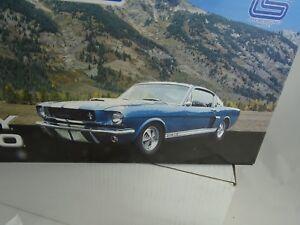 1-18-Esatto-Dettaglio-Lane-116-1966-Shelby-G-T-350-Blu-Bianco-Lmtd-ed-raritat