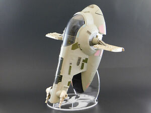 1 x Acrylic Display STAND STAND ONLY Vintage Star Wars Kenner Skiff