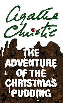 The Adventure of the Christmas Pudding by Agatha Christie Small Paperback