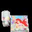 Little-Mermaid-Birthday-Party-Ariel-Disney-princesse-parti-Fournitures-Vaisselle miniature 23