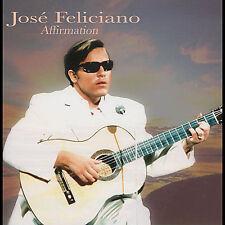 JOSE FELICIANO - Affirmation [Import] CD