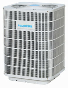 Fedders 3 5 Ton 12 Seer R22 A C Air Conditioner Condenser