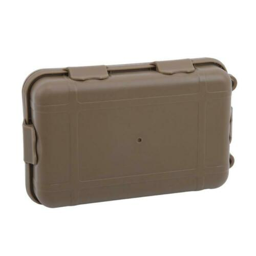 SOS Survival Kit Emergency Gear Self Help Outdoor Camp Travel Hiking Tool Box LA