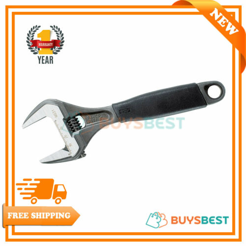 Bahco Ergo 218 mm widejaw ajustable spanner wrench Bahco 9031