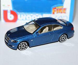 Wonderful Image Is Loading Burago BMW 335i Blue 039 Street Fire 039