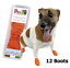 Pawz-Disposable-Reusable-Dog-Boots-Wound-Recovery-Durable-All-Weather-12-Pack miniatuur 12