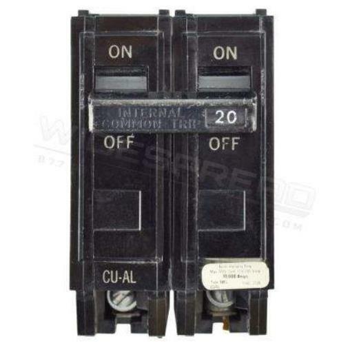 Square D HOM260 60 A Miniature Circuit Breaker for sale online
