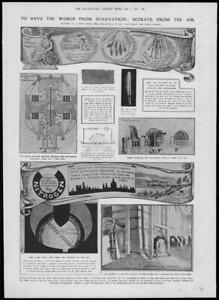 1907-Antique-Print-SCIENCE-Nitrate-Air-Starvation-Birkeland-Eyde-Fertilise-177