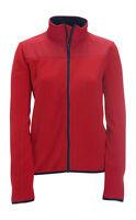 Aeropostale Red Full Zip Up Fleece Jacket Coat (a1-27)