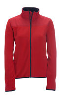 Aeropostale Red Full Zip Up Fleece Jacket Coat (a1-27)