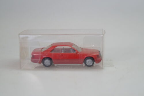 1:87 Wiking 14313 MB 300 CE Coupe Rojo nuevo
