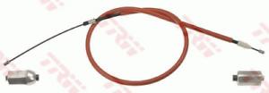 TRW GCH2532 Bremsseil Handbremsseil