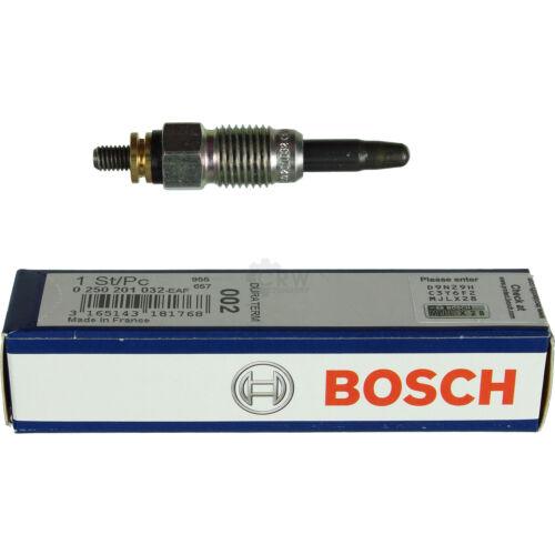 4x Original Bosch Bougies De Préchauffage 0 250 201 032 DURATERM