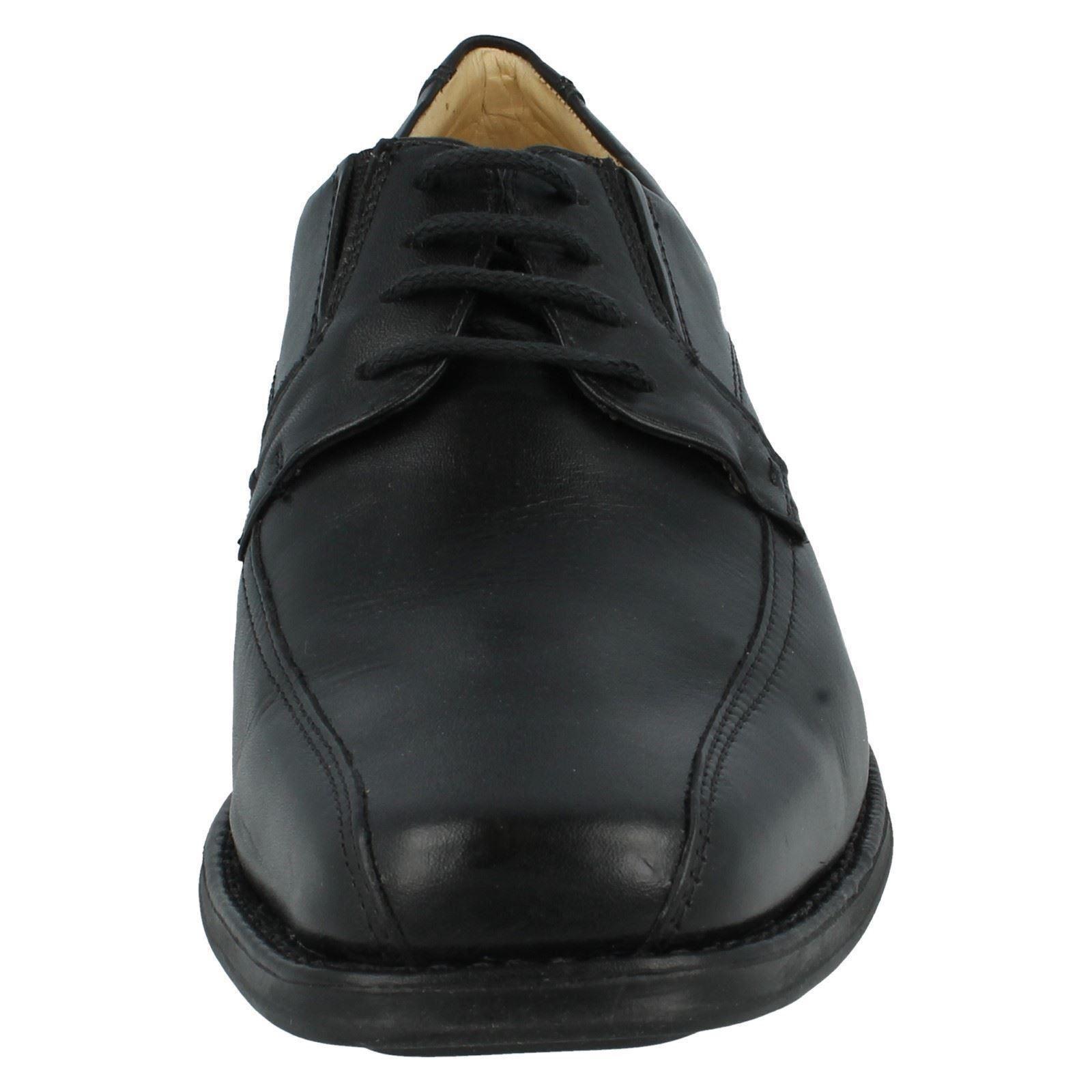 chaussures en platina cuir