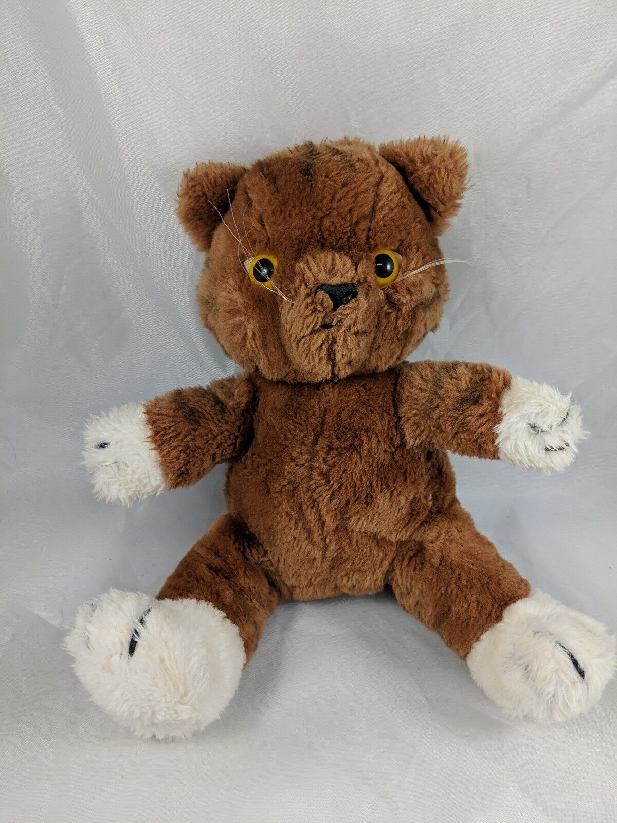 Dakin Cat Tiger Plush Pull String Talks 12