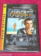 DVD JAMES BOND 007 / contre Dr No / Sean CONNERY / NEUF SOUS BLISTER