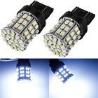 2x T20 7440 7443 64 SMD White 6000K Reverse Brake Tail LED Bulb Light Lamp 12V