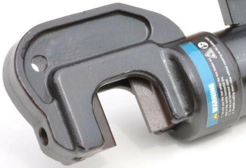 Baustahlschneider Mattenschneider hydraulisch cutting Ø22mm Rebar Cutter 00781