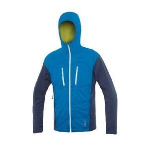 RAB Mens Dijon Yellow Microlight Alpine Hooded Outdoor  Down Jacket XL BNWT