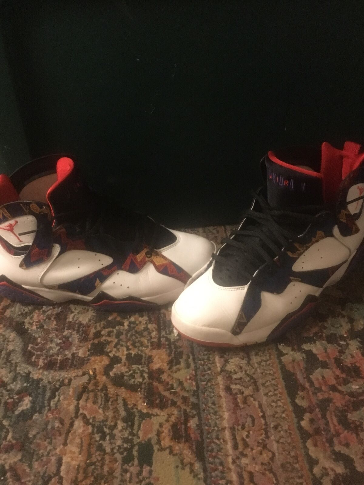 Nike Air Jordan 7 Sweater Sz. 10 The latest discount shoes for men and women