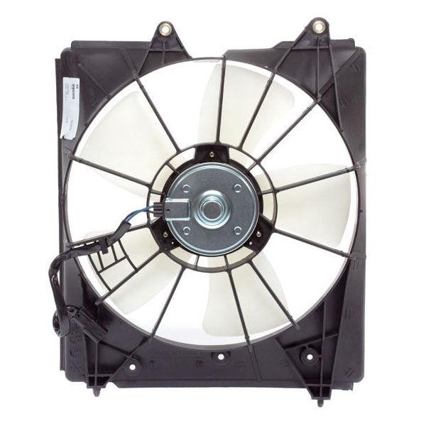 TYC 09 10 11 12 Acura TL 3.5L Radiator Engine Cooling Fan ...