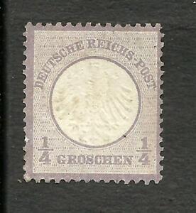 GERMANY-Yvert-1-M-NO-GUM-VF