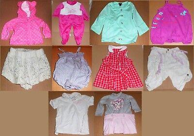 Vestiti Cerimonia Idexe.Lotto Stock Abbigliamento Bambina 6 9 Mesi Original Marines Idexe