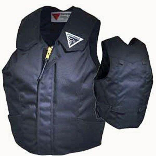 Phoenix Adult Bullriding Predective Vest, model 1225-Cordura-PBR-PRCA Rodeo    A