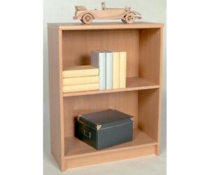 regal stauraumregal b cherregal ordnerregal allzweckregal buche 60 cm breit ebay. Black Bedroom Furniture Sets. Home Design Ideas
