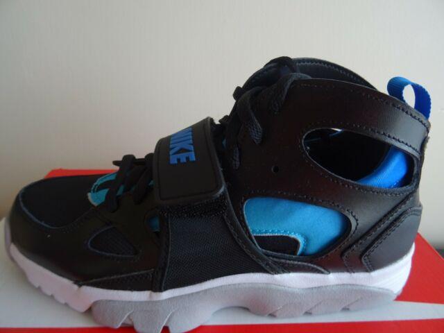 Nike Air Huarache Older Boys Black Shoes Trainers UK 5.5 EU 38.5 705254 044