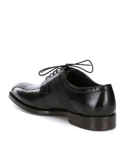 uomo mano brogue abbigliamento Scarpe a formale ciliegia nero Derby oxford da classico realizzate Sxn801x