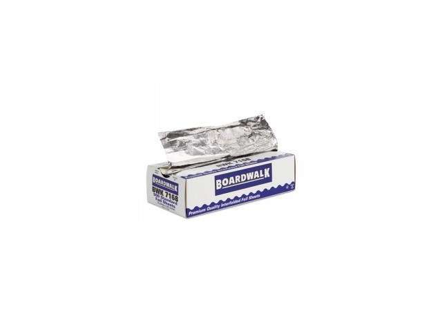 Boardwalk Bwk 7168 C-Std Aluminum Foil Wrap 12X10.7 5 6 500 BWK 7168