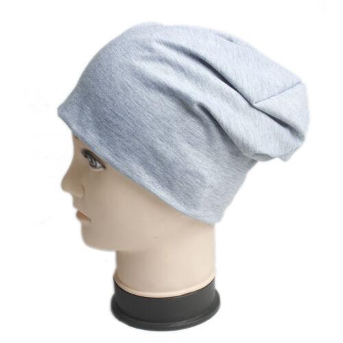 Unisex Women Mens Knitted Winter Warm Oversize Ski Slouch Hat Cap Baggy Beanies