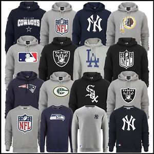 New-Era-Sweatshirt-NFL-MLB-Hoodie-USA-Football-Baseball-Sport-Kapuzenpullover