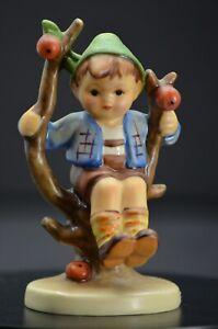 Hummel Figurine Apple Tree Boy 142 3 0 TMK 5