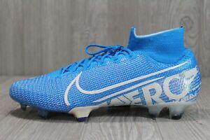 48-Nike-Mercurial-Superfly-7-Elite-FG-New-Light-Soccer-Cleats-Sz-10-5-13-AQ4174