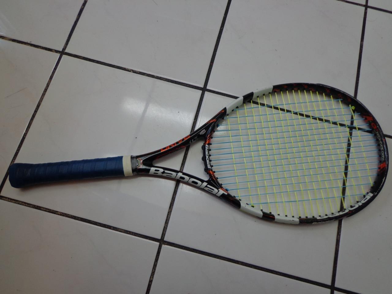 Babolat Pure Drive play 100 head 4 1/8 grip w/usb Tennis Racquet