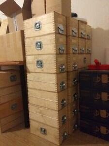 Holzkiste, Holzbox
