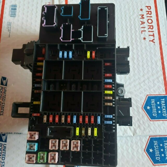 06 FORD F-150 INTERIOR FUSE BOX POWER MODULE PANEL 6L3T-14A067-BC OEM for  sale onlineeBay