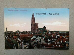 Cpsm-strasbourg-vue-generale-totalansicht