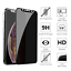 miniature 8 - Wholesale Lot For iPhone 11 XR Xs 7 Plus Privacy Tempered Glass Screen Protector